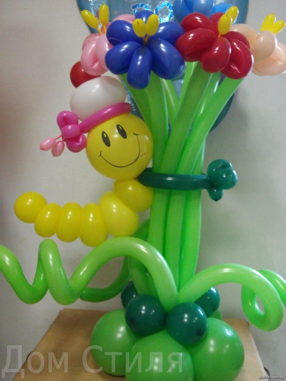 Фигуры из шаров своим руками 932